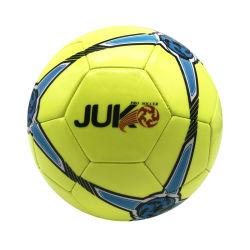 튼튼한 높은 신축성 32 위원회 크기 5 기계에 의하여 바느질되는 연약한 TPU 훈련 축구 공