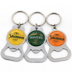 Promozione Cheap Custom Sublimation Brand Souvenir Printing Bar Bulk Blank Metal Stainless Steel Card Beer Bottle Opener For Promotion Gift