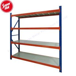 Palets industriales pesadas de almacenamiento del sistema de estantería metálica de acero de apilamiento Warehouse Rack