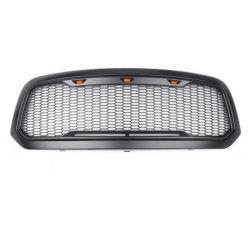 Offroad 2013-2018 Malha da grelha dianteira do radiador de aquecimento com luz LED para Dodge RAM 1500