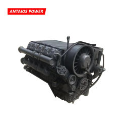 250HP Deutz 4 Stroke V10 ディーゼルエンジン F10L413fw