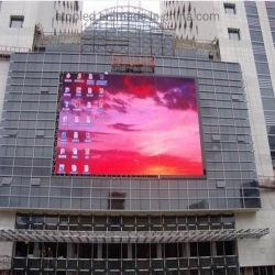 Pantalla LED de alta resolución en el exterior P4 para la publicidad y eventos Show