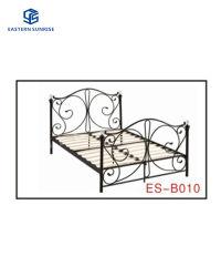 가치가 높은 이중 강철 금속 싱글 침실 침대