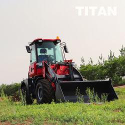 Zl16f 1.6ton китайский Небольшой компактный сад ферма передний конец трактора мини-колесный погрузчик с маркировкой CE оказалось