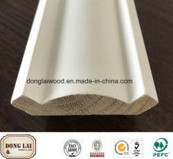Matériaux de construction de la Chine usine de haute qualité d'alimentation de la compétitivité des prix moulures en bois sculpté de paroi de la Couronne