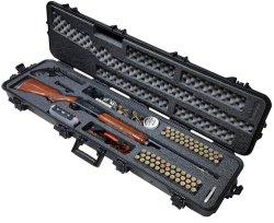 Wasserdichte Militärlaufkatze-harter Plastikgewehr-Gewehr-Kasten mit Rädern