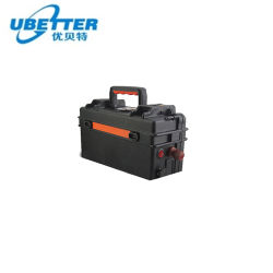 휴대용 26650 리튬 LiFePO4 배터리 팩 60V 120ah 출력 도어 전원
