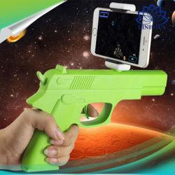 Съемки Bluetooth Ar игры пистолет игрушки для iPhone Android смартфоны