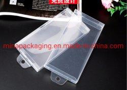 生分解性透明透明透明プラスチック PP 包装用ギフトボックス