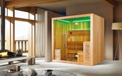 Europäische Luxuxart-gute Qualität verlieren Gewicht-trockene Sauna (M-6045)
