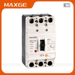 Interruttore MCCB di caso modellato 4p di Sgm3s-125 40-125A 3p con la certificazione di Kema