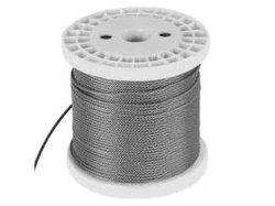 Высокая жесткость провода из нержавеющей стали SS304/SS316