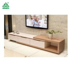لوحة تحكم تلفزيون بشاشة مسطحة بيئية عملية طلاء البيانو الأنيق في خزانة
