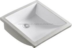 Loiça sanitária Loiça Lavatório de bancada para casa de banho (T1015)