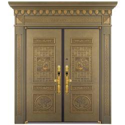 BS Steel-Wood porta blindada para portas exteriores Luxury (SSD-MA-03)