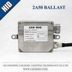 2A50 Canbus балластного сопротивления ксеноновых огней высокой интенсивности 50W