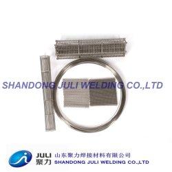 Redes de tecelagem de fio trançado Aço Stailess