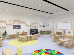 Современного Китая детей детского сада детский стул, детское кресло, деревянные столы и стулья для детей дошкольного возраста, Studyroom наращиваемые студентов в классе место Председателя