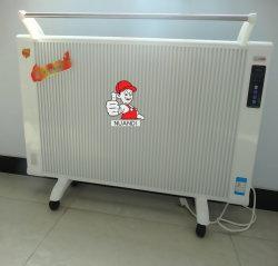 Chauffage électrique à haute efficacité avec câble de chauffage en fibre de carbone
