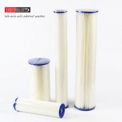 5 ميكروون بيج بلو 10 × 4.5 بوصة رواسب قابلة للغسل فلتر المياه