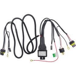 電気自動車変換キット 2 年保証 9-32V スリムキセノン HID 35W CANbus バラスト H4 HID ランプ