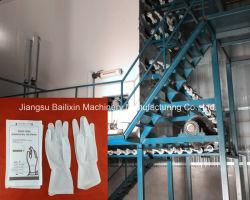 Latex chirurgische handschoenen machine Rubber Glove Making machine