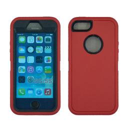 auf Lager mit preiswertem Preis-Handy-Ineinander greifen-Fall-Roboter-Shell für iPhone SE 5s