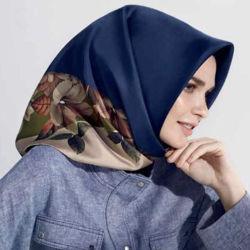 Nouvelle Mode islamique de femmes musulmanes Turban Foulard Foulard en Soie