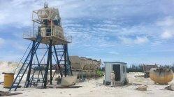 miscelatore di cemento concreto dell'impianto di miscelazione 35cbm/Hour con capacità elevata