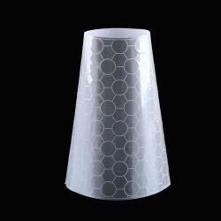 道路の安全のための反射PVCトラフィックの円錐形のカバーシート