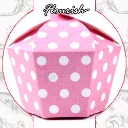 Chambre de type carton de qualité alimentaire gâteau boulangerie un emballage cadeau Paper Box