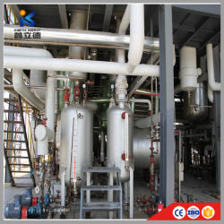Экономия энергии новейший дизайн высокого качества биодизельного топлива Jatropha машины используется масло дистилляции оборудование