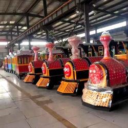 中国の製造業者からの高性能の電気小型トレイン