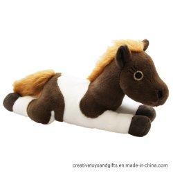 Очаровательные сидя Мягкие плюшевые игрушки лошади мягкие игрушки пони игрушка на день рождения