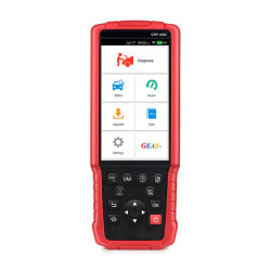 Start X431 Crp 429c OBD2 Code Reader Scanner Test Engine/ABS/Airbags/at +11 Reset Functie X-431 Crp429c Diagnostic Tool Crp129