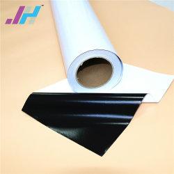 مواد طباعة PVC غشاء نافذة من الفينيل لصق ذاتي أسود