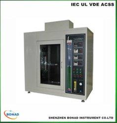 Testeur de flamme verticale horizontale pour la norme UL94