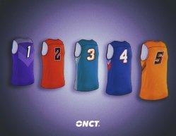 2019 L'École de la conception de l'équipe de basket-ball Kit de basket-ball