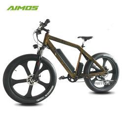 26'' жир рамы из алюминиевого сплава горных грязь Stealth-смертник взорвал электрический велосипед