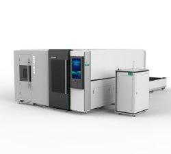 A fábrica fornecimento directo 1000W folha de metal de alumínio de ferro de aço inoxidável fibra CNC laser de aço de corte com preço de fábrica