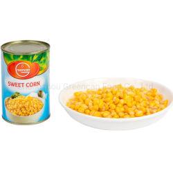 新しいプライベートラベルのトウモロコシによって缶詰にされるスイートコーン