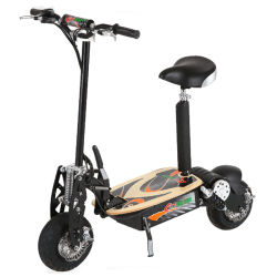 """1500W 48V 12のブラシレスモーター2車輪の電気スクーター""""車輪の緑01"""