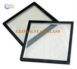 5+5mm+16un vidrio transparente de vidrio flotado/// vidrio templado de vidrio de vidrio de color Spandrel/// Cristal Térmico Bajo vidrio cristal de ventana E// vidrio bajo el hierro