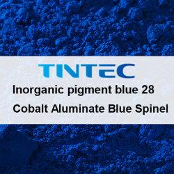 プラスチック(コバルトのアルミン酸塩青いスピネル)のための無機青い顔料28