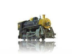 Ho/N Trein van het Stuk speelgoed van de Volwassenen van de Trein van de Stoom van de Schaal de Voortbewegings Model