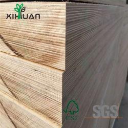 1220x2440mm núcleo de madera contrachapada Muebles para uso comercial