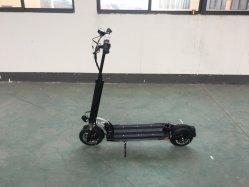 Scooter eléctrico con 52V800W Batería de litio y el motor sin escobillas Hub