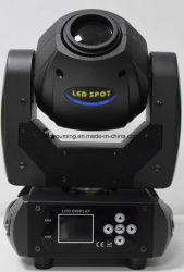 La DMX 60W à LED Spot tête mobile éclairage de scène.