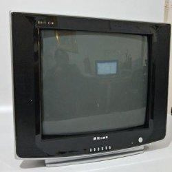 21inch qualità di prezzi di fabbrica della visualizzazione del modello dell'a tubo catodico TV buona
