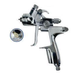 Pistola de aire HVLP 1~2Boquilla mm Mini alimentación por gravedad de la herramienta de pintura